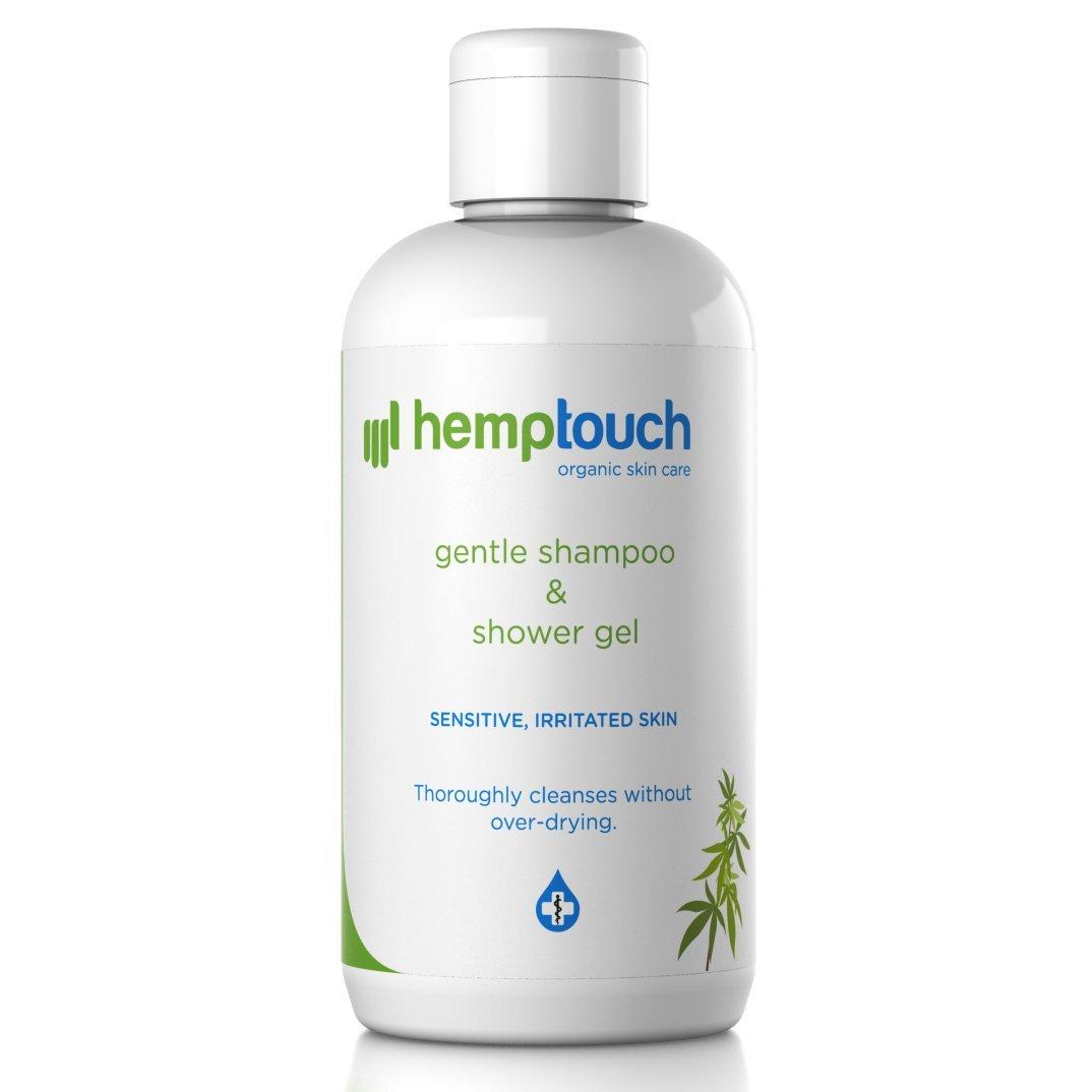 Hemp Touch Gentle Shampoo Shower Gel 250ml