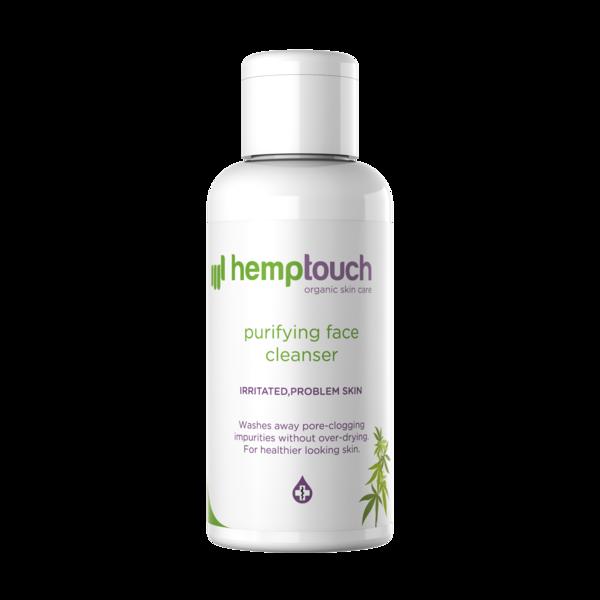 Hemp Touch Purifying Face Cleanser 100ml