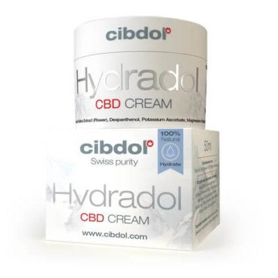 Cibdol Hydradol CBD Cream