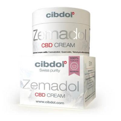 Cibdol Zemadol CBD Cream
