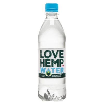love hemp cbd water