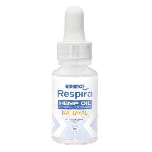 Respira Hemp Oil Natural 300mg