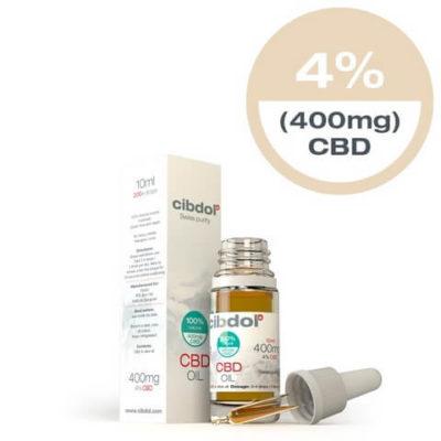Cibdol 4% CBD oil