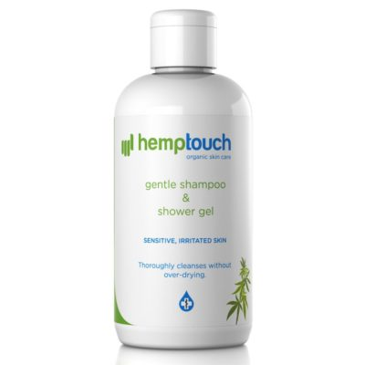 Hemp Touch Gentle Shampoo Shower Gel 250ml
