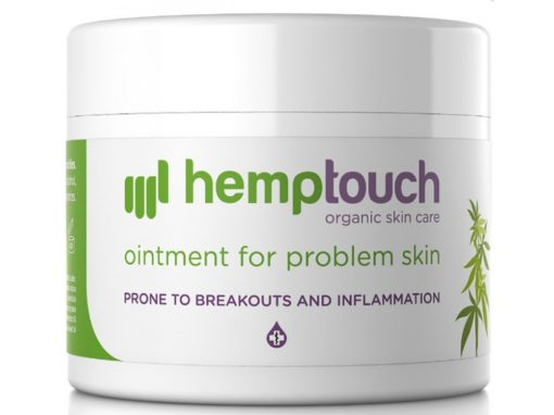 Hemp Touch Ointment for Problem Skin 50ml