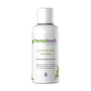 Hemp Touch Purifying Face Cleanser 100ml