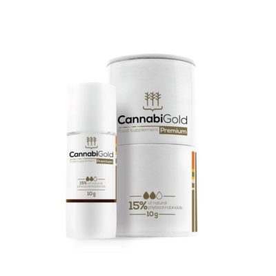 CannabiGold Premium 15%