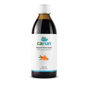 Carun Active Hemp Bio Syrup