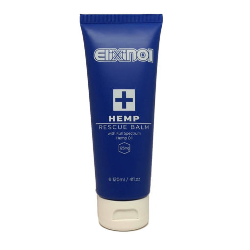 Elixinol Hemp Balm 125mg 120ml