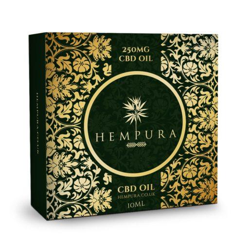 Hempura CBD capsules