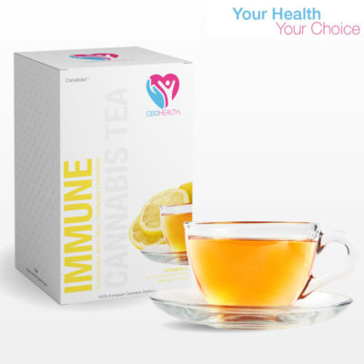 CBD Health Immune Support Tea