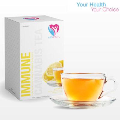 CBD Health Immune Support Tea